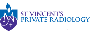 St Vincent's Private Radiology logo